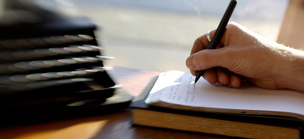 De som virkelig kan å skrive inspirerer oss andre. Foto: djking