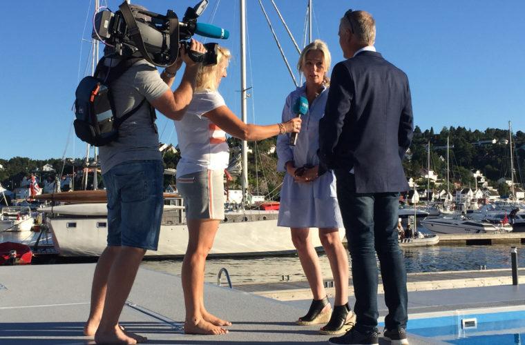 Anita Krohn Traaseth live på NRK
