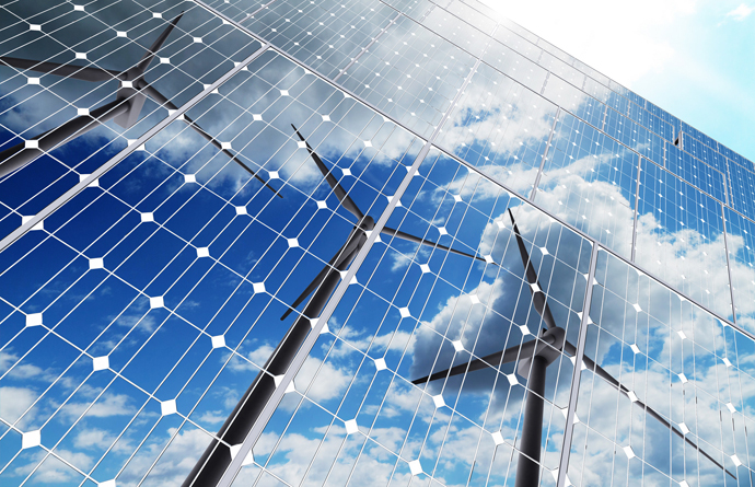 SolarCell WindPower